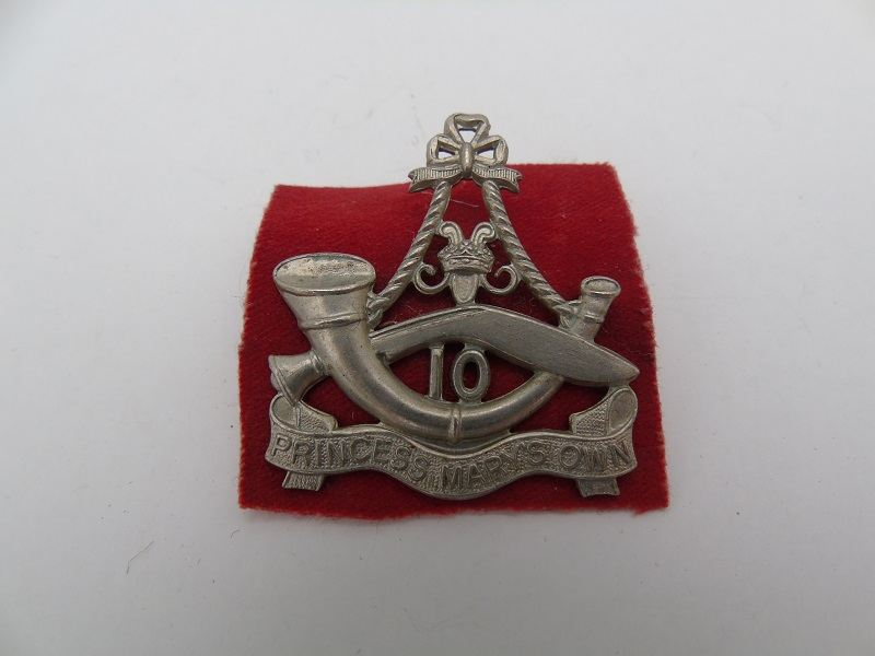 10th Gurkha Badge