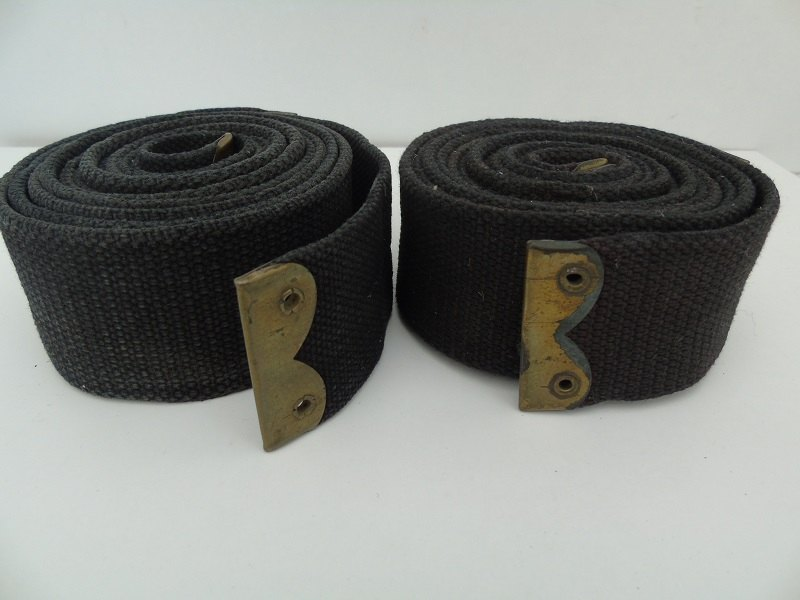 1908 Pattern Cross Straps