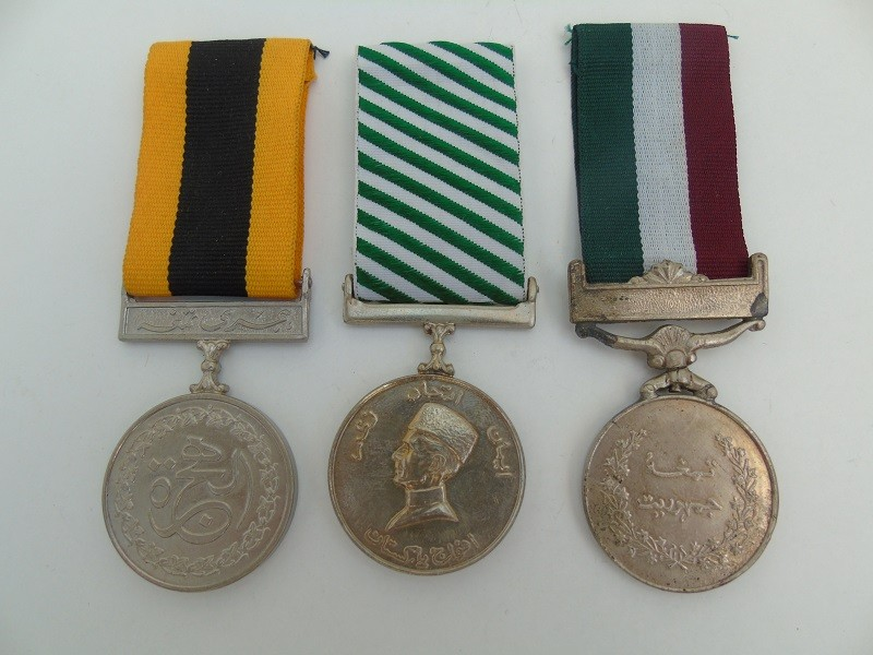 Pakistan Military Medals
