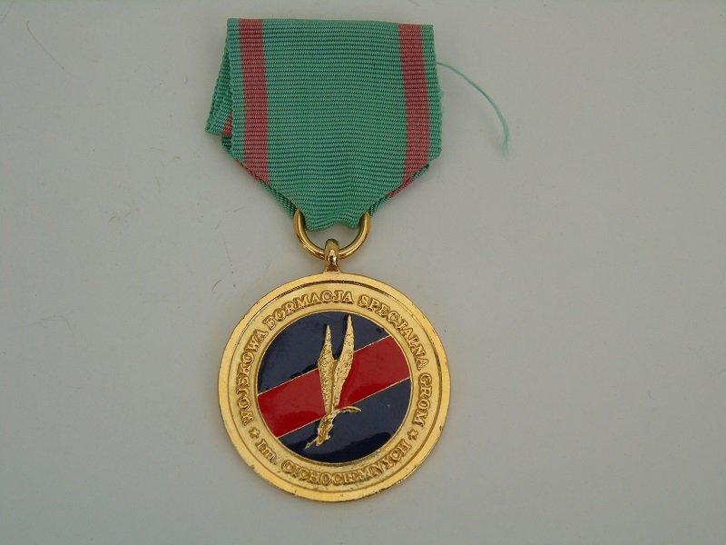 Polish Special Forces Medal
