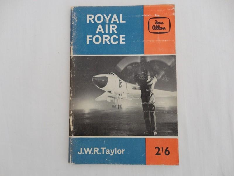 RAF & AAC Book