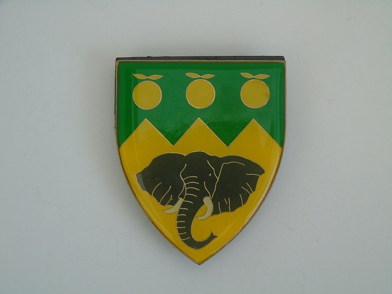 SADF Clanwilliam Cmdo Badge