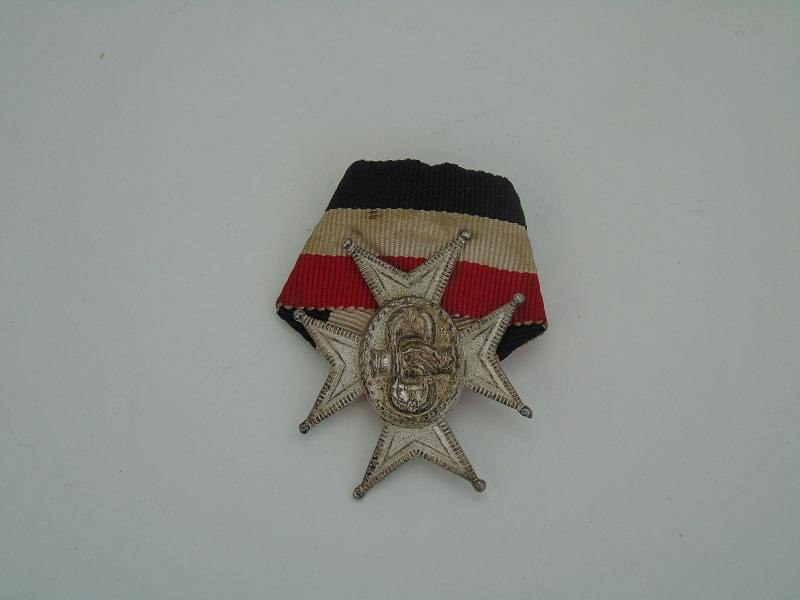 WW1 German Award