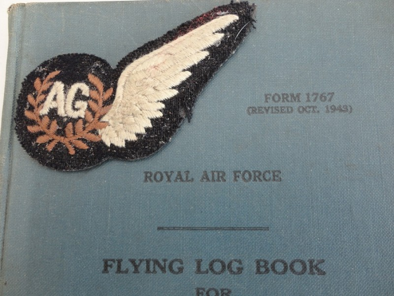 Air Gunners Log Book
