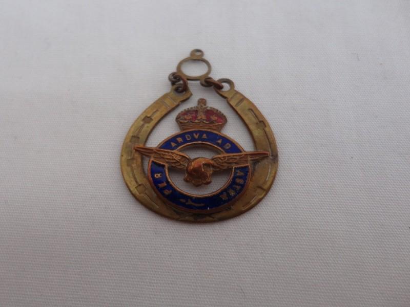 RAF Sweetheart Pendant