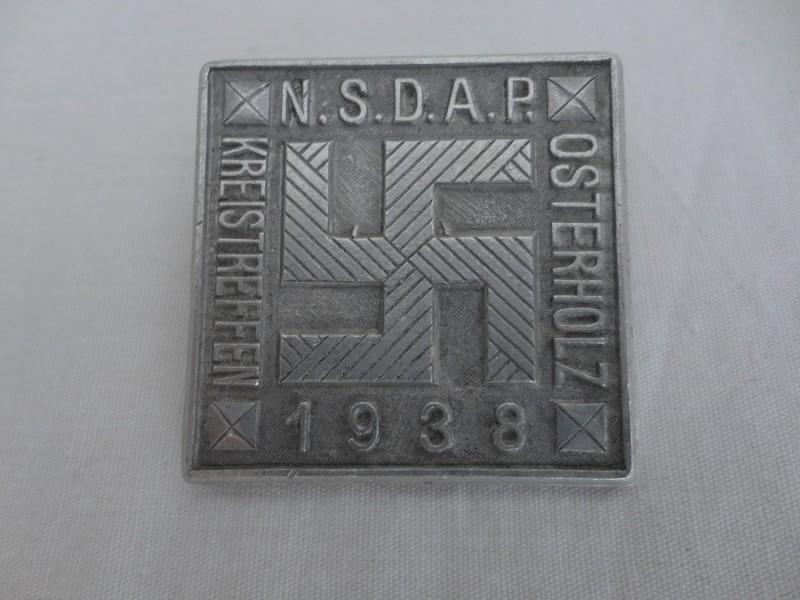 NSDAP Tinnie 1938