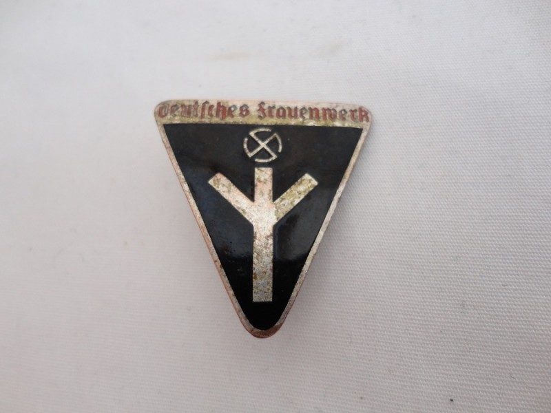 WW2 German Welfare Badge