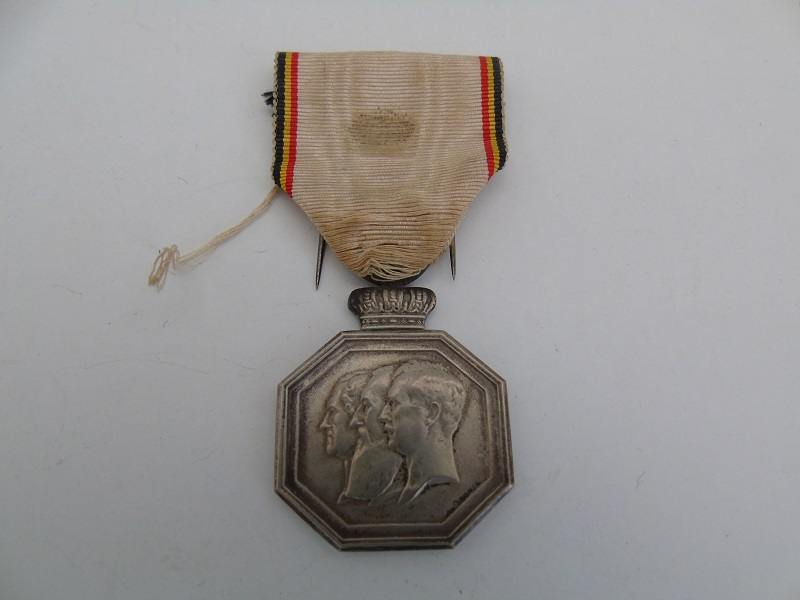 Belgium Independence Medal