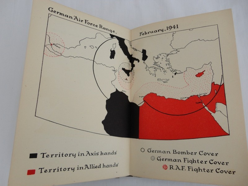 1940-42 Middle East Book