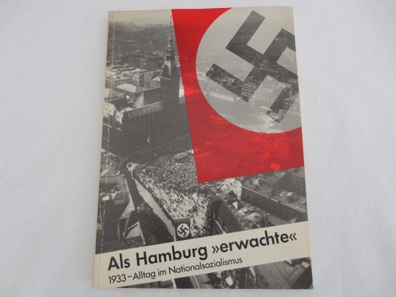 Als Hamburg Erwachte Book