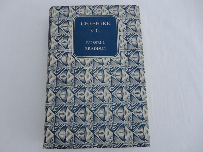 WW2 Captain L Cheshire V. C  Book