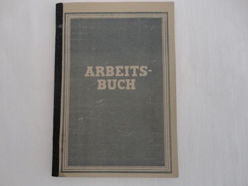German Arbeitsbuch