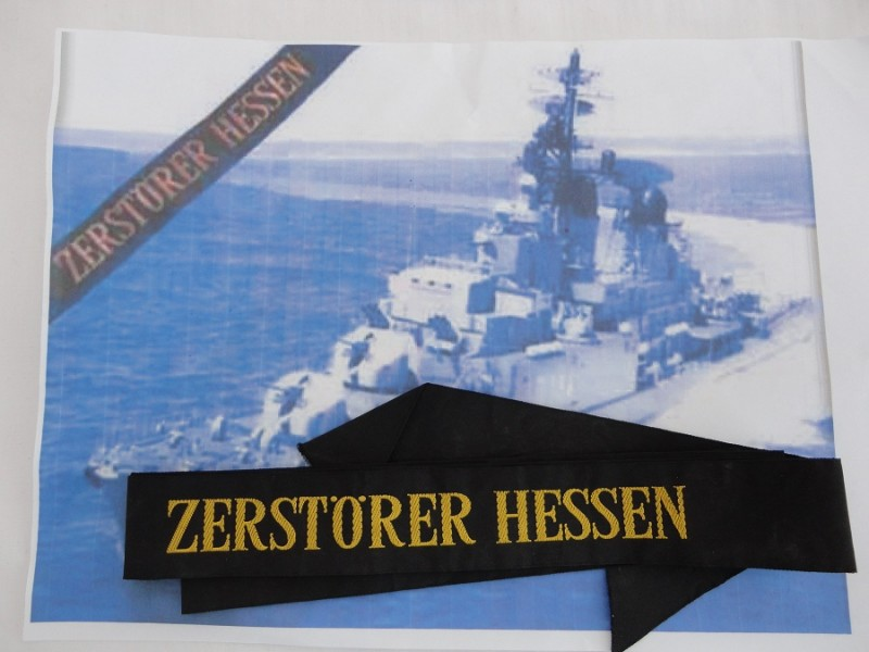 German Cap Tally