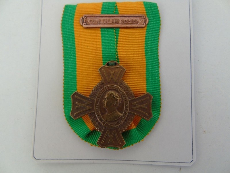 Netherlands War Commemorative Cross