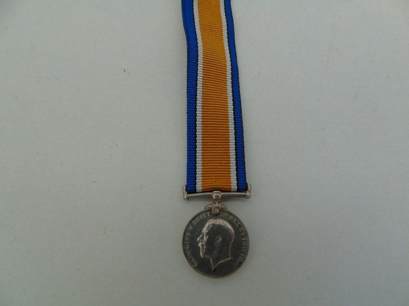 WW1 Miniature War Medal
