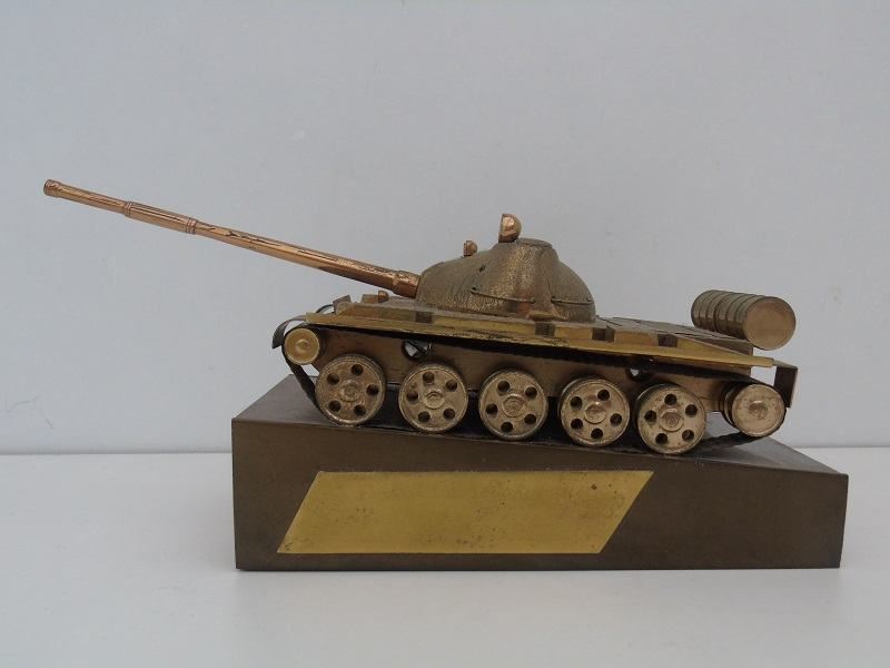 East German Tank Model