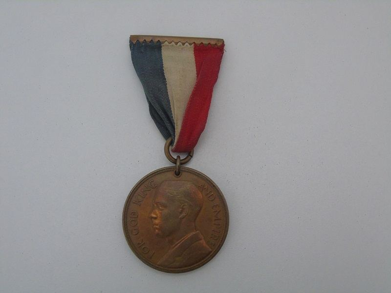 Empire Day Medal