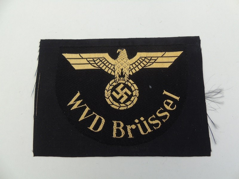 WW2 German Railway Badge