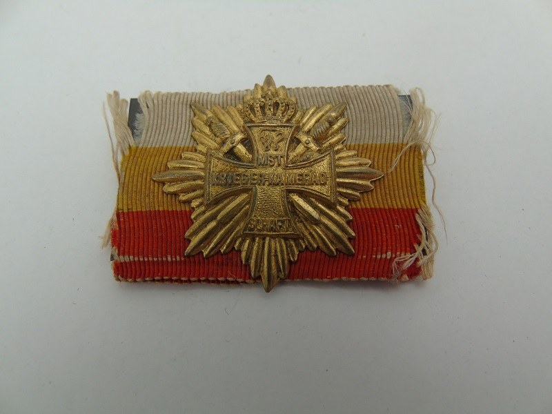 German Veterans Combat Badge