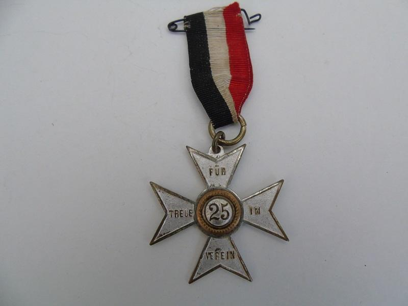 German Veterans Cross