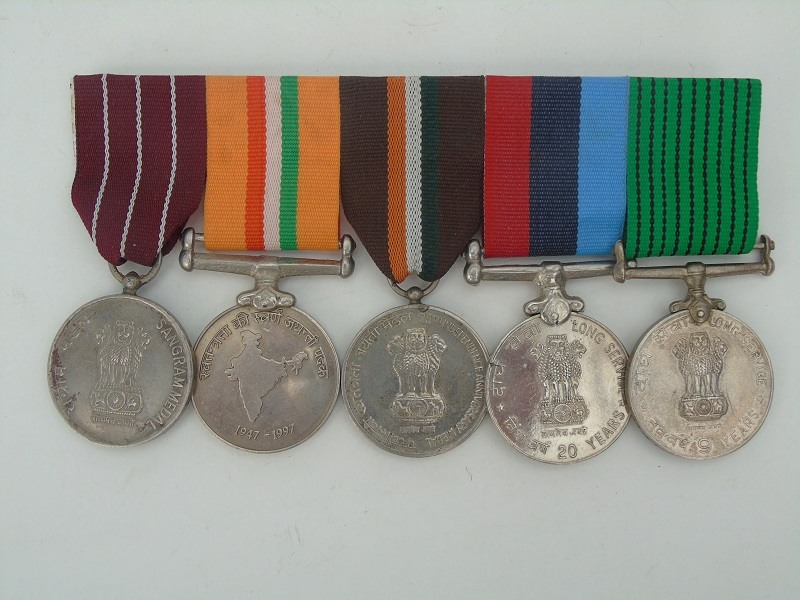 Indian Medal Group