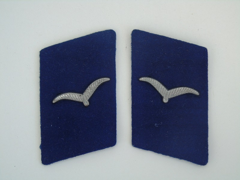 Luftwaffe Medical Collar Tabs