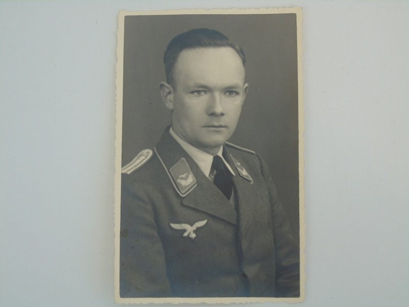 Luftwaffe Officer Photo