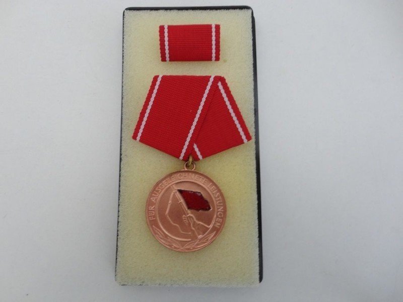 East German Achievement Medal