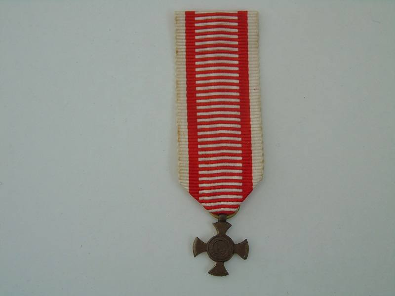 Miniature Austrian Cross