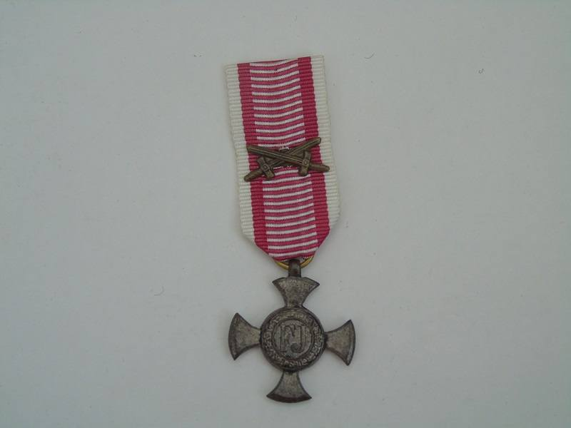 Miniature Austria/Hungary Cross