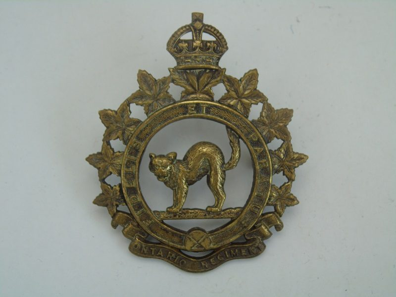Ontario Regt Badge
