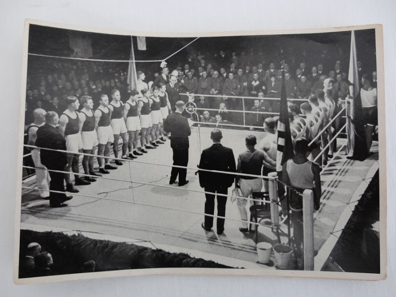 German 1936 Olympic Photos