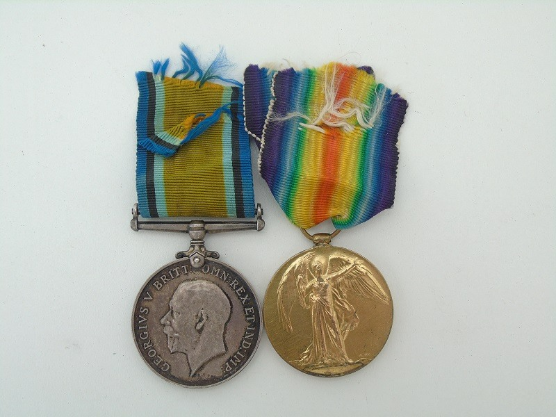 WW1 Pair Hadder YLI