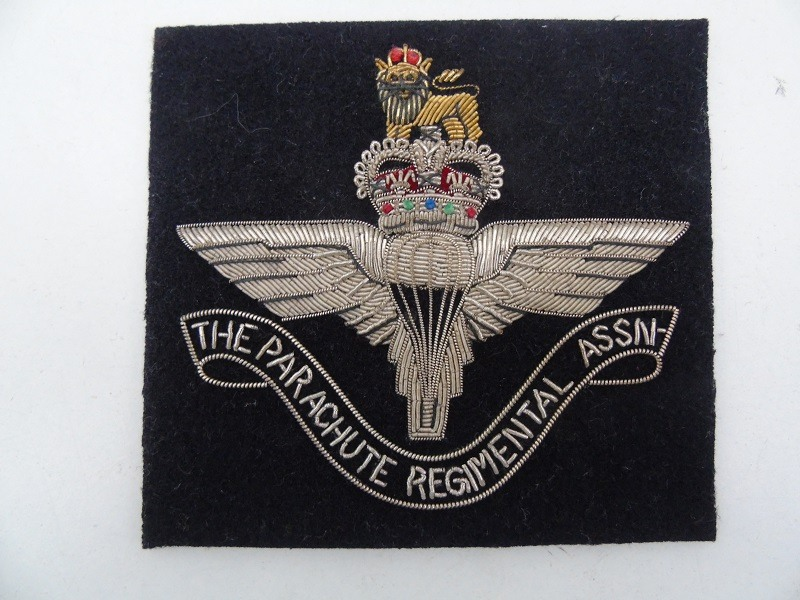 QEII Parchute Regiment Badge