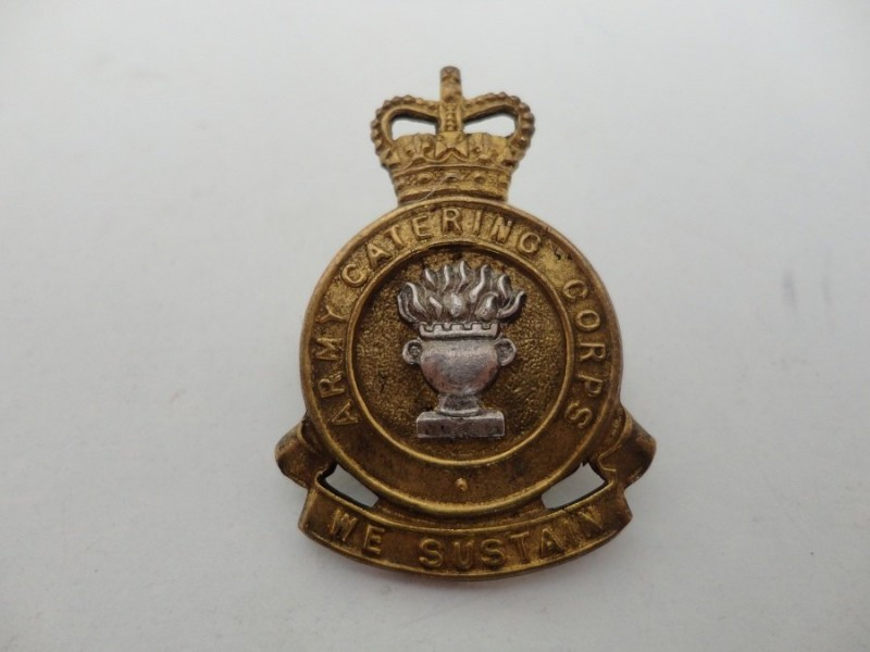 QC RACC Cap Badge