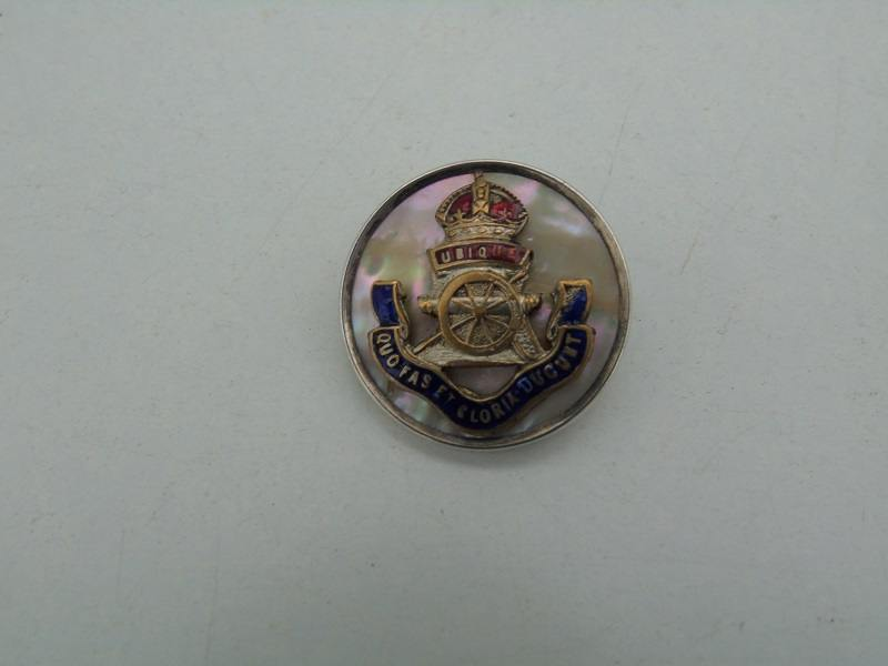 Royal Artillery Sweetheart Badge