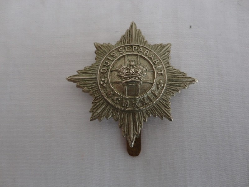 Royal Dragoon Guards Badge