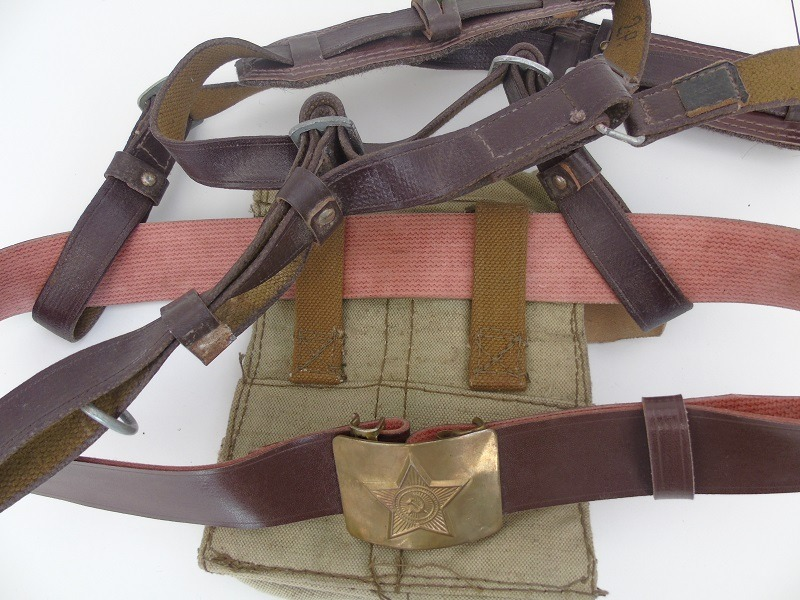 Russian Equipment Belt