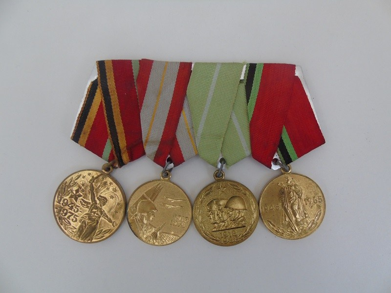 Russian Medal Group