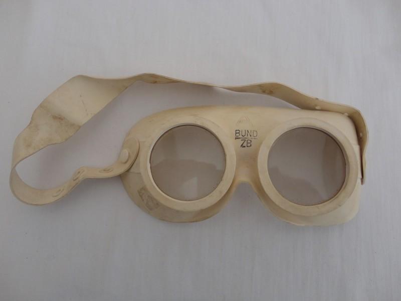German Bundeswehr Goggles