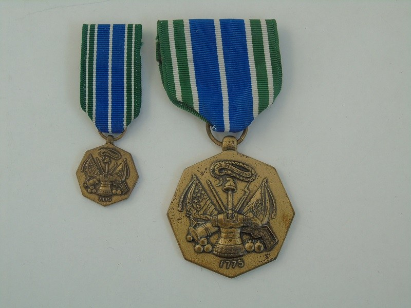 USA Achievement Medal Set