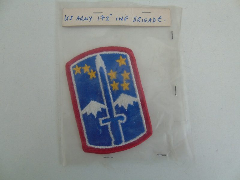 US Army Formation Patch