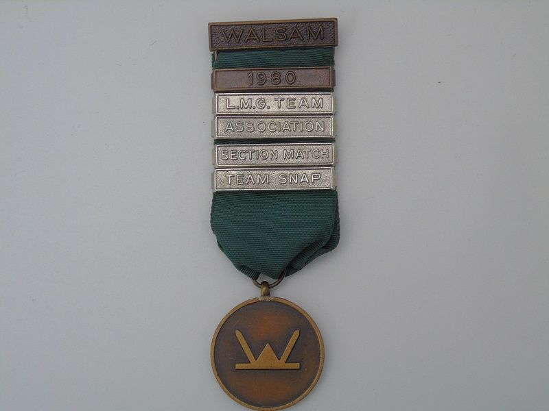 Skill Of Arms Medal