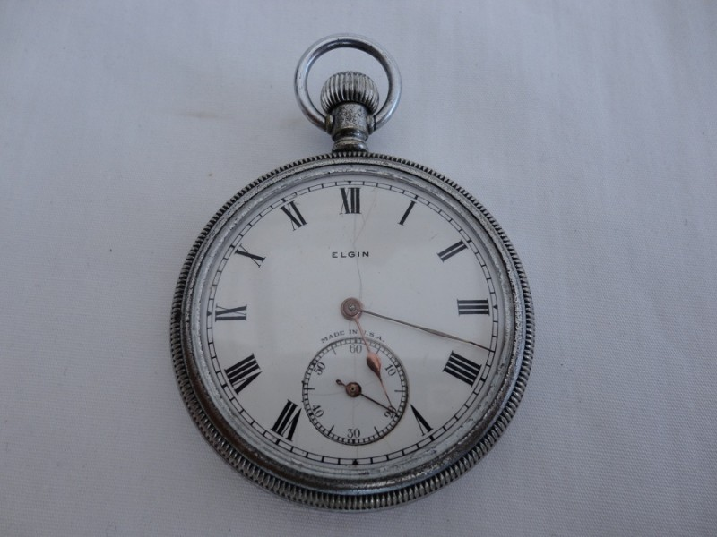 British Military Pocket Watch
