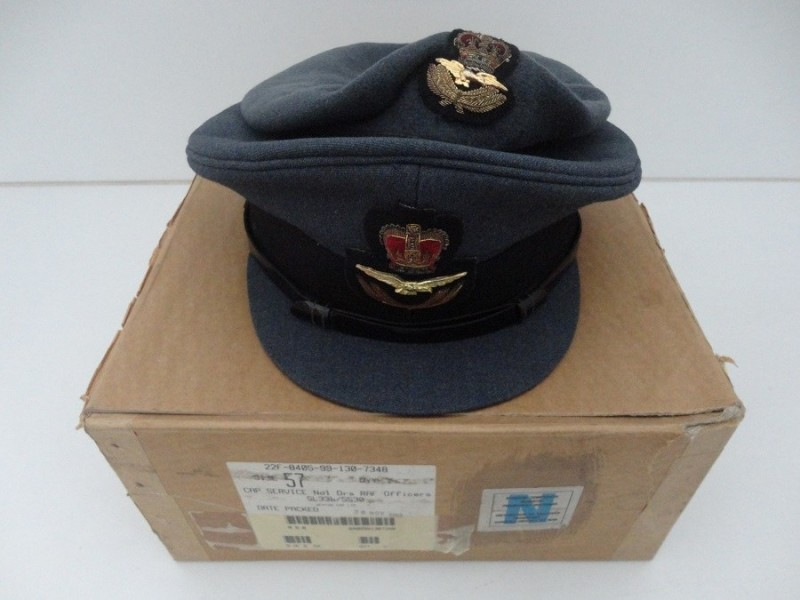 RAF Cap And Beret Set