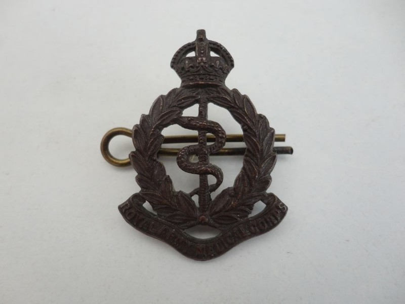 RAMC Officers Badge