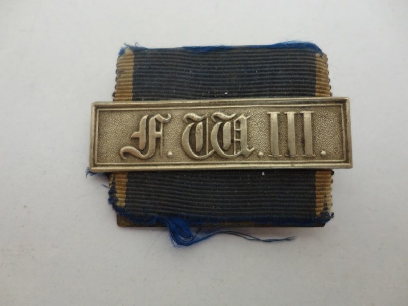Russian Long Service Award Bar