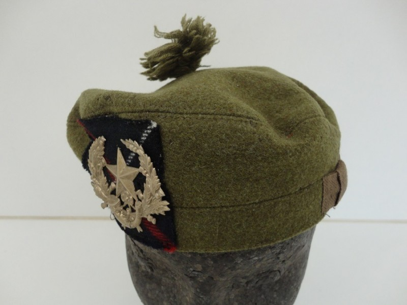 The Cameronians Beret