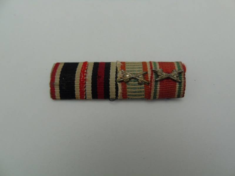 German Medal Ribbon Bar