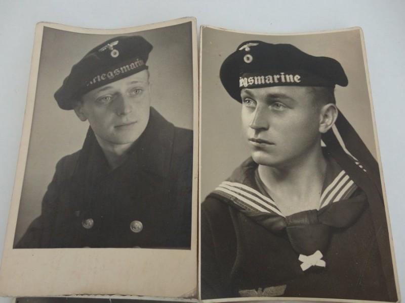 WW2 German Navy Photographs